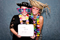 Ashton and Tyler Live Photo Booth Photographs by Cincinnati wedding photographer Tammy Bryan