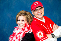 Reds Opening Day Eve Party by Cincinnati wedding photographer Tammy Bryan